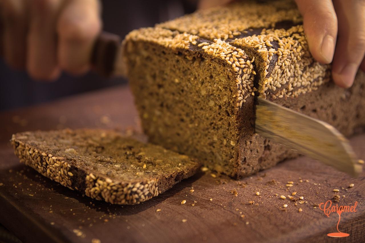 Pagariäri Seemneleiva Lõikamine
